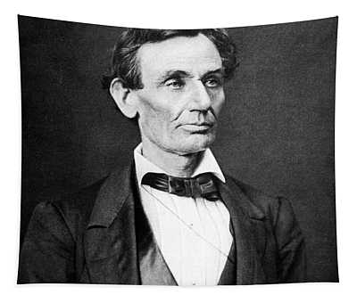 Lincoln Photographs Wall Tapestries