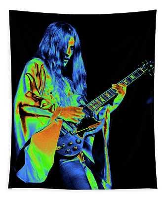Mrsea #70 Enhanced In Cosmicolors Tapestry