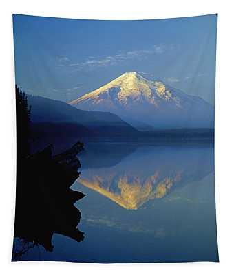 1m4907-v-mt. St. Helens Reflect V  Tapestry
