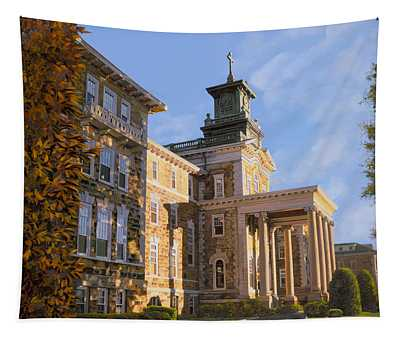 Mt St.mary Academy Tapestry