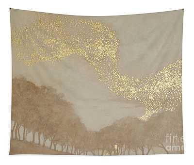 Murmuration Of Light, 2015 Tapestry