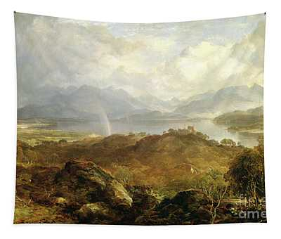 My Heart's In The Highlands, 1860 Tapestry