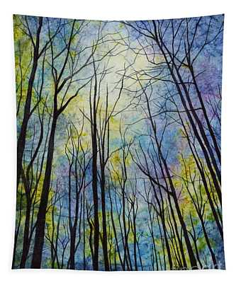 Mystic Forest Tapestry