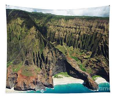 Na Pali Coast Aerial Tapestry