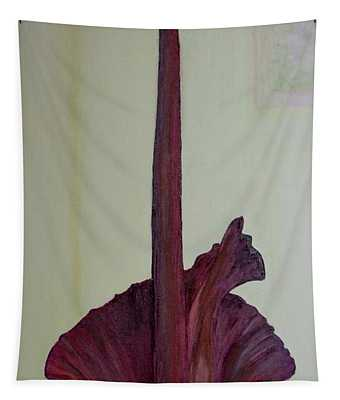 Voodoo Lily - No 1 Tapestry