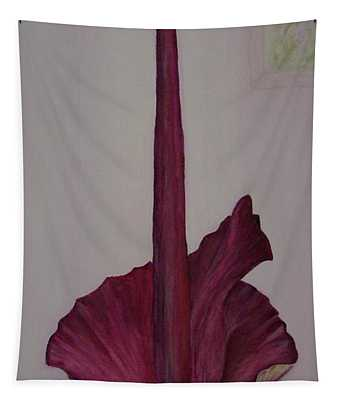 Voodoo Lily - No 2 Tapestry