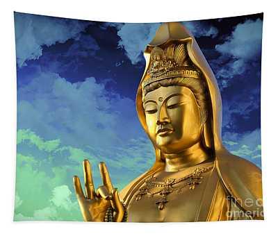 Namo Guan Shi Yin Pusa Tapestry
