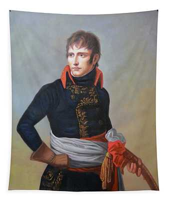 Napoleon Bonaparte As First Consul Tapestry