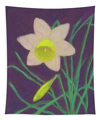 Narcissus Hello Tapestry