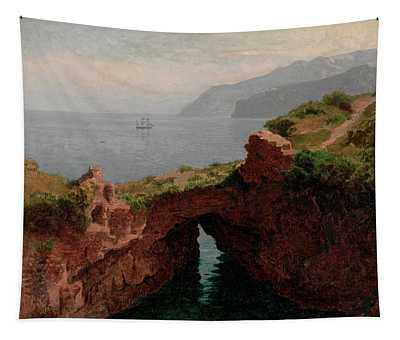 Natural Arch, Capri Tapestry
