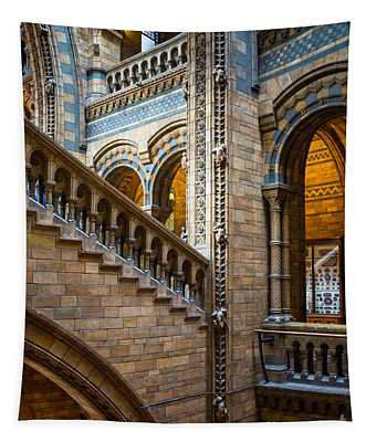 Natural History Museum Staircase Tapestry