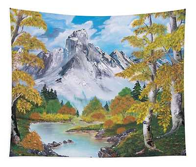 Nature's Beauty Tapestry