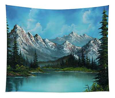 Nature's Grandeur Tapestry