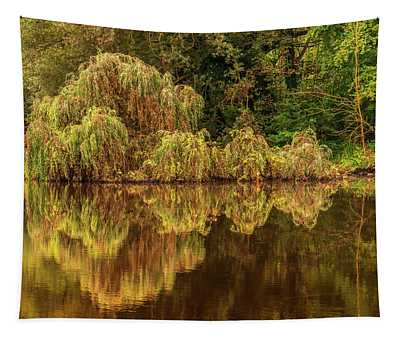 Nature's Mirror Tapestry