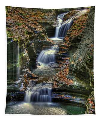 Nature's Tears Tapestry