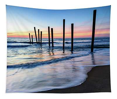 Nautical Morning Tapestry