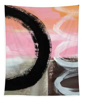 Neapolitan 3 - Abstract Painting Tapestry