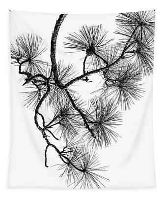 Needles II Tapestry