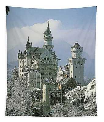 Neuschwanstein  Tapestry