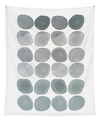 Neutral Stones- Art By Linda Woods Tapestry