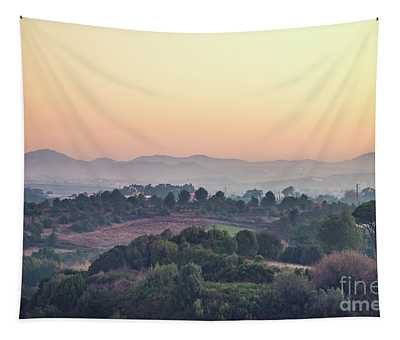 New Day Magic Tapestry