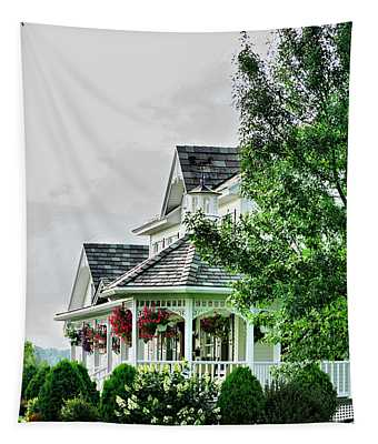 New England Beauty Tapestry