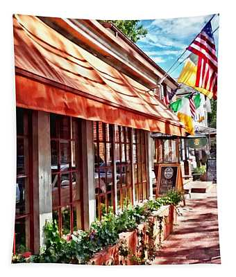 New Hope Pa - Outdoor Seating Now Open Tapestry