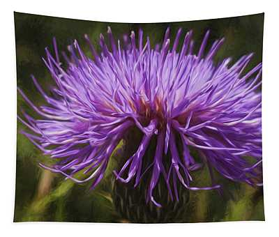 New Mexican Thistle Tapestry