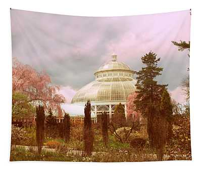 New York Botanical Garden Tapestry