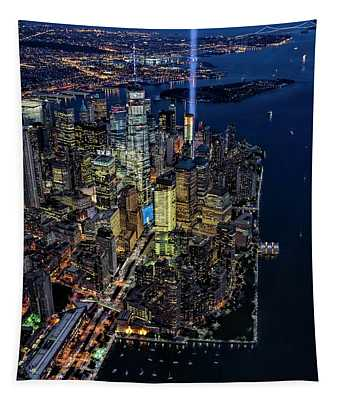 New York City Remembers 9-11 Tapestry