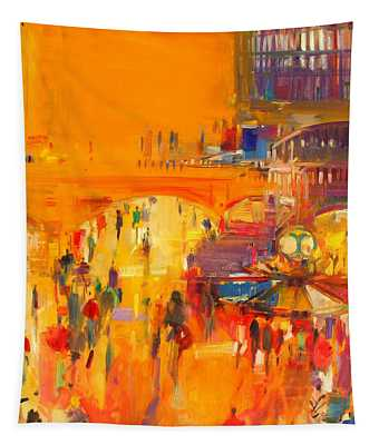 New York  Grand Central Tapestry