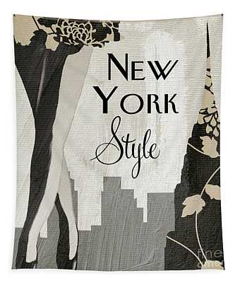 New York Style II Tapestry