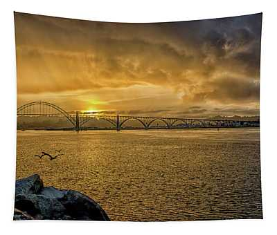 Newport Morning Tapestry