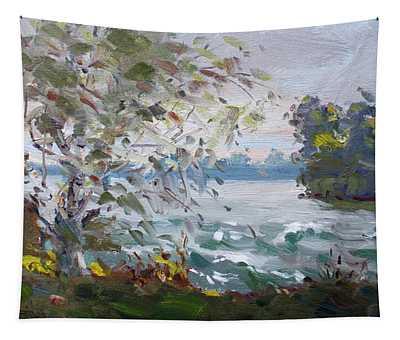 Niagara Falls Park Rapids Tapestry