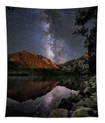 Night Reflections Tapestry
