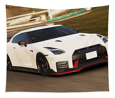 Nissan Gt-r Nismo - 02  Tapestry