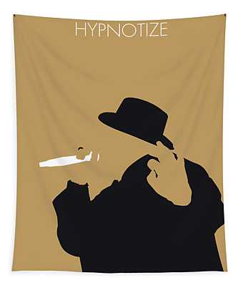 No080 My Notorious Big Minimal Music Poster Tapestry