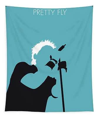 No095 My The Offspring Minimal Music Poster Tapestry