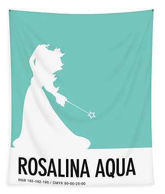 No39 My Minimal Color Code Poster Rosalina Tapestry