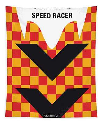 Racer Wall Tapestries