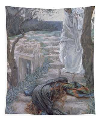 Noli Me Tangere Tapestry