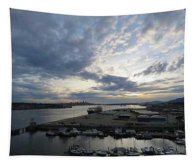 North Vancouver And Vancouver Tapestry
