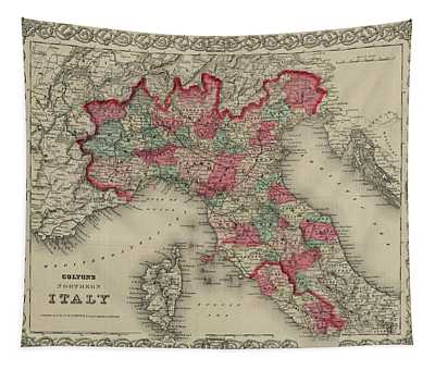 Northern Italy Tapestry