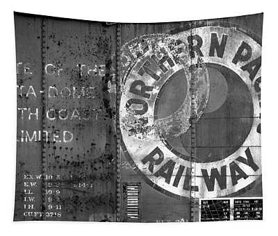 Northern Pacific Railway Past Tapestry