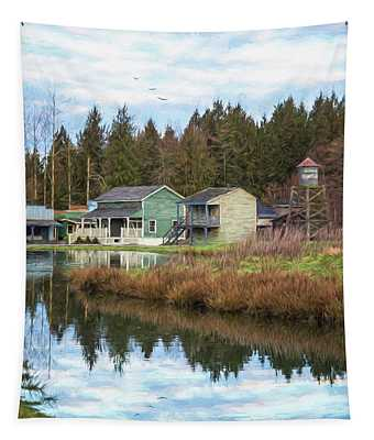 Nostalgia - Hope Valley Art Tapestry
