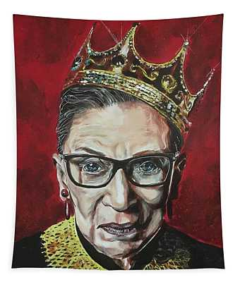 Notorious Rbg Tapestry