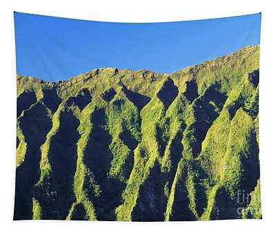 Oahu Koolau Mountain Tapestry