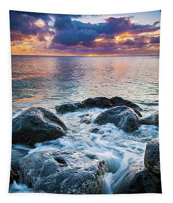 Oahu Shoreline Tapestry
