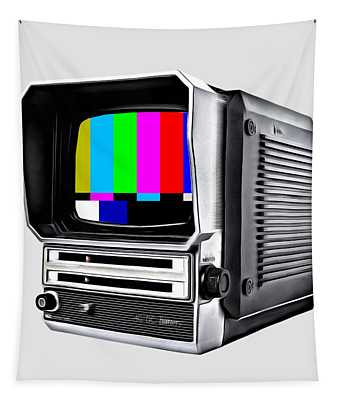 Off Air Tee Tapestry