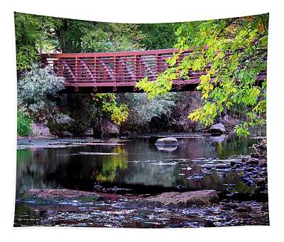 Ogden River Bridge Tapestry